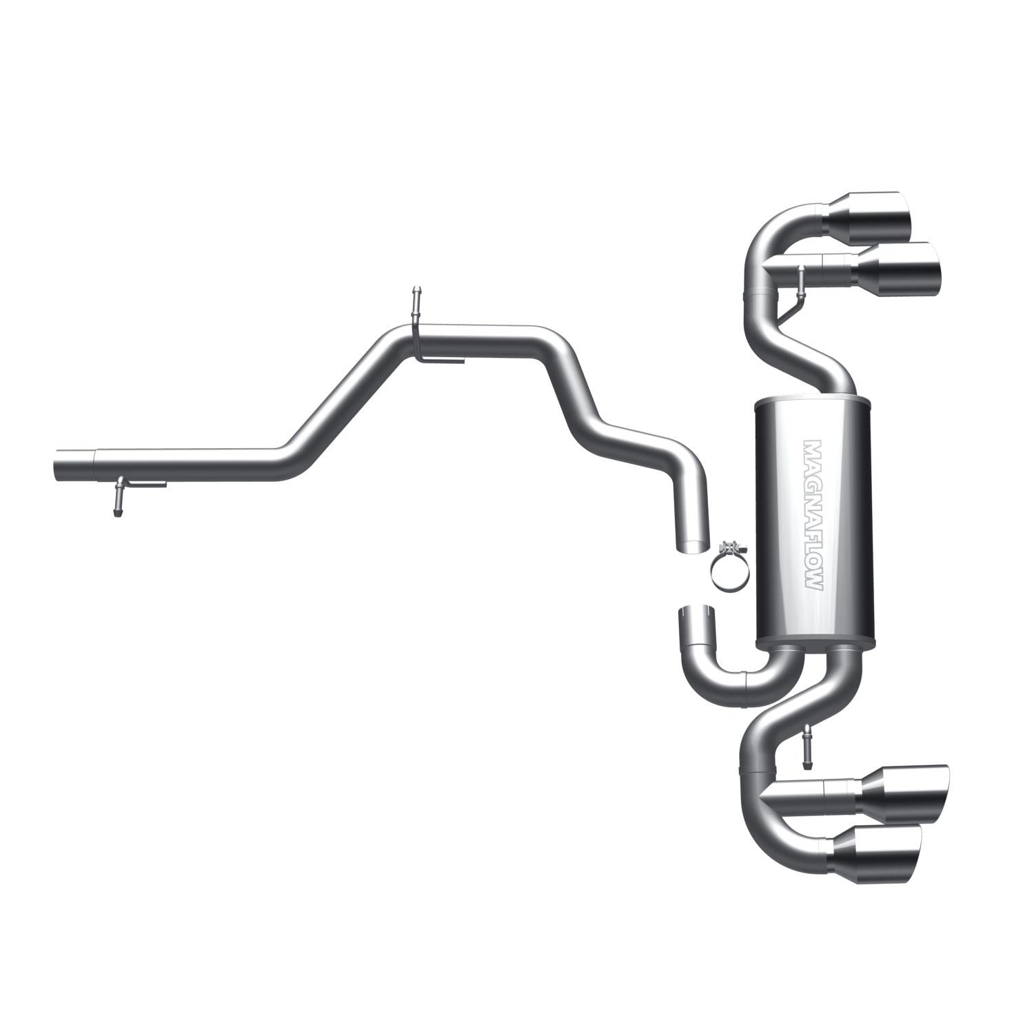 touring-series-stainless-cat-back-system